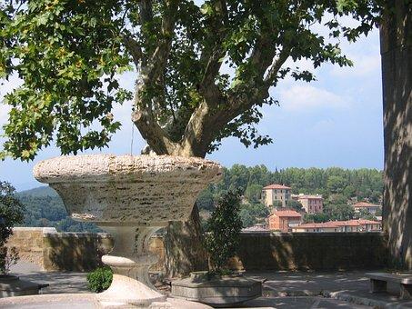 Fountain, Space, Maremma, Italy