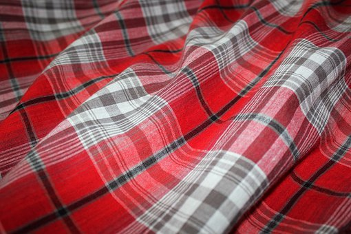 Red Checkered Background, Checkered, Red, Squares