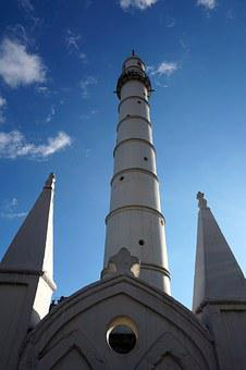 Tower, Multicultural, Architecture, Religious