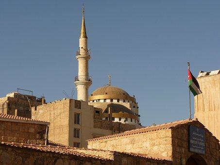 Madaba, Jordan, Holiday, Travel, Middle East, Moshe