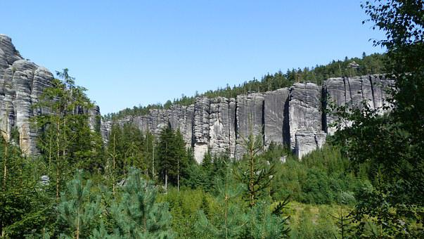 Nature, Rocks, Forest, Landscape, Teplice Rocks
