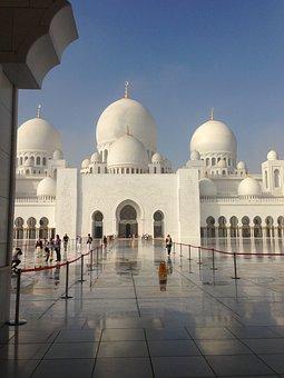 Moshe, Abu Dhabi, Architecture, Building, Islam