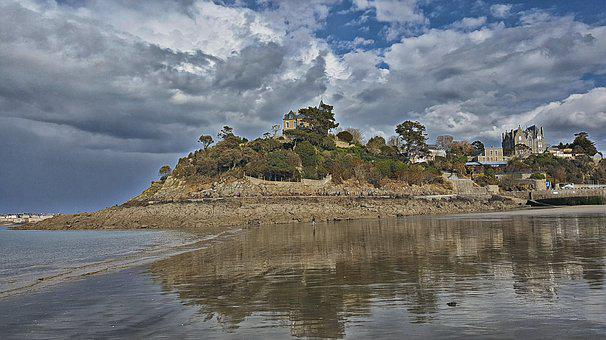 Perspective Dinard, Brittany, Reflections