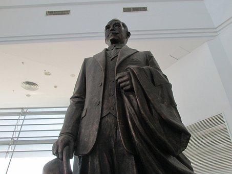Museum, Sun Yat Sen, Sculpture