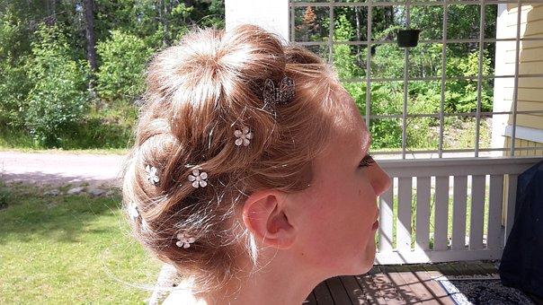 Coiffure, Celebration, Summer, Summer Rippjuhla, Hair