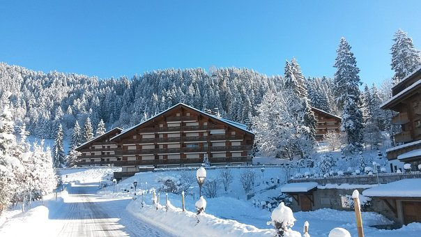 Villars-on-ollon, Vaud, Switzerland