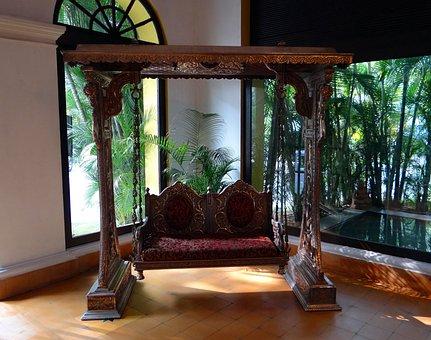 Swing, Ornate, Style, Elegance, Vintage, Antique