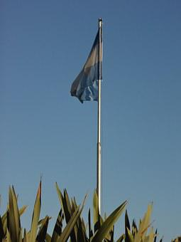 Argentina, Flag, Countries, Buenos Aires