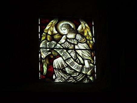 Holy Cross Church, Ampney Crucis, Gloucestershire