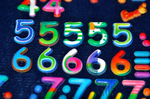 Digits, Pay, Numbers, Five, Six, 5, 6