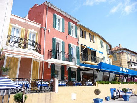 Cassis, South Of France, Summer, Port, Idyll, France