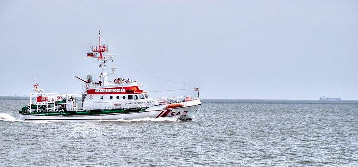 Seenotrettungskreuzer, Hannes, Glogner