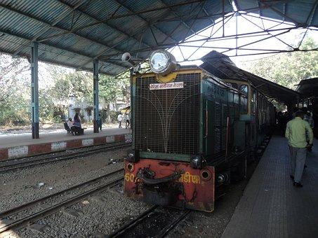 Train, Mini Train, Hill Station