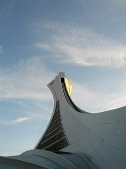 Stadium, Montreal, Canada, Québec, Monument