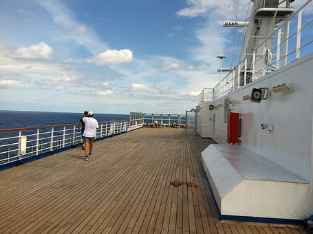 Carnival Cruise, Deck, Vacation, Holidays Cruise, Ship