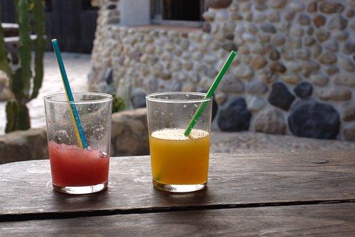 Refreshments, Slush, Leisure, Terrace