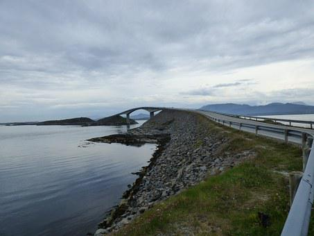 The Atlantic Road, Bridge, Way