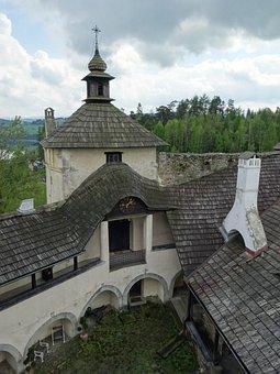 Niedzica, Castle, Monument, Tourism, History