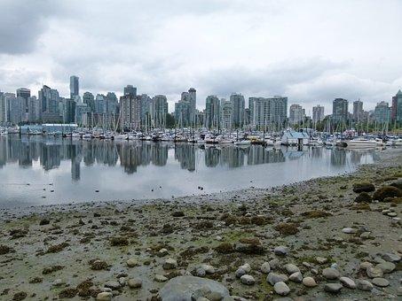 Vancouver, City, British Columbia, Canada, Water