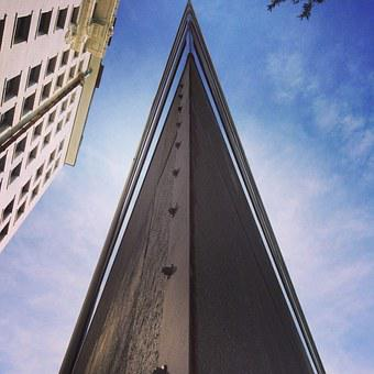 Building, Architecture, Angle, Pointed, Geometric