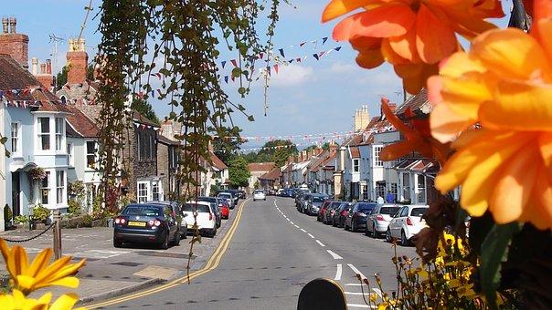 Thornbury, Gloucestershire, High Street