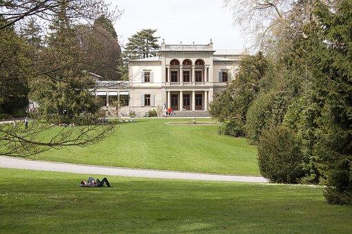 Museum Rietberg, Villa Wesendonck, Main Building