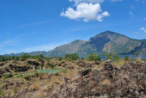 Mountain, Nature, Tourism, Travel, Asia, Bali