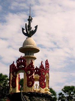 Monument, Bali, Indonesia, Statue, Sculpture, Carving