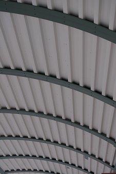 Dallas, Downtown, Light Rail, Texture, Architecture