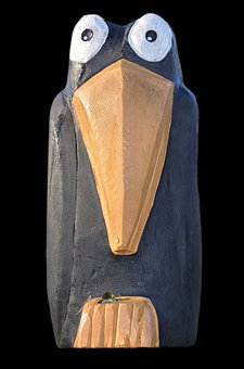 Raven, Bird, Image