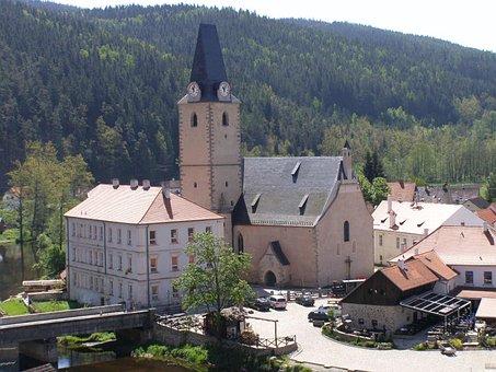 Castle, Rosenberg, Heritage South Bohemia