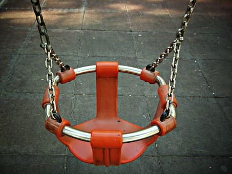 Swing, Childhood, Park, Games, Smiles, Memory, Fun