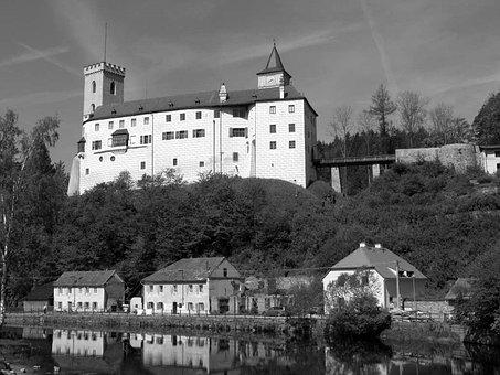 Rosenberg, Castle, Heritage South Bohemia