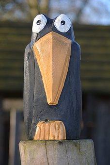 Bird, Raven, Image
