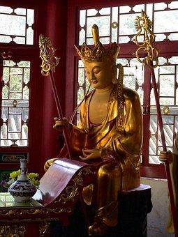China, 2006, Fengcheng, Monastery, Phoenix Hill