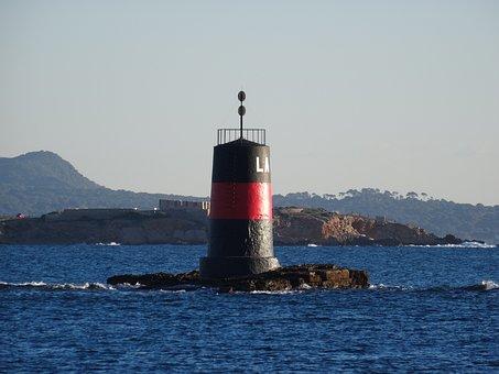 Lighthouse, Sea, Bandol