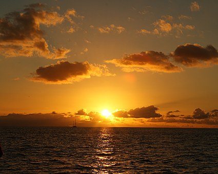 Sunset, Sea, Holiday, Travel, Water, Sun, Evening, Sky