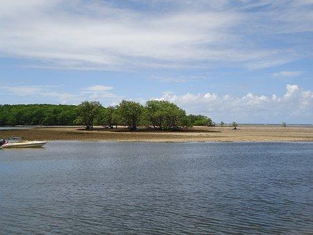 Boipeba, Bahia, Mar