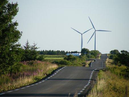 Windmills, Smola Rising, Wind Turbine Park