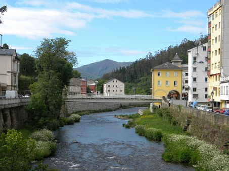 A Pontenova, Galicia, Spain