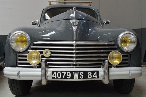 Transport, Auto, Car, Automobile, Touring, Vintage