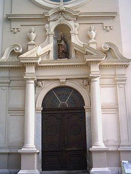 Judenburg, Gate, Input, Church, Styria