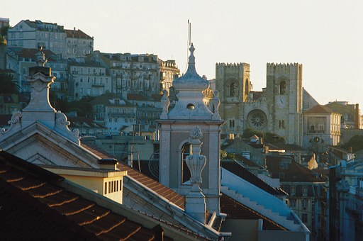 Lisbon, City, Cathedral