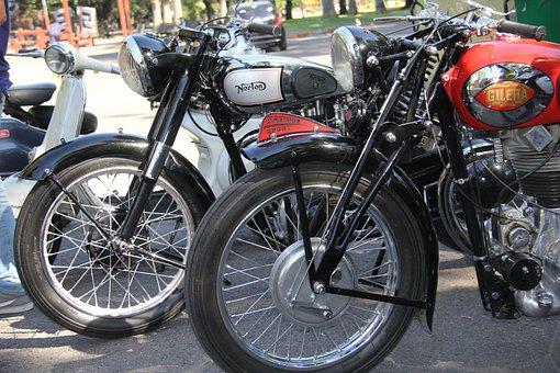 Moto, Gilera, Norton, Vehicle, Motorcycle