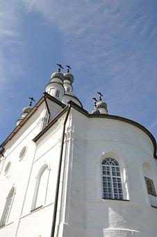 Russia, Island, Anzer, Church, Orthodox