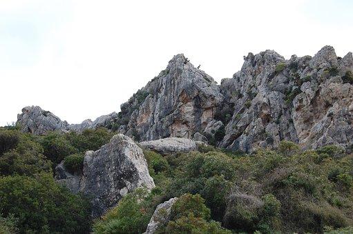 Mountain Landscape, Pollença, Mountains