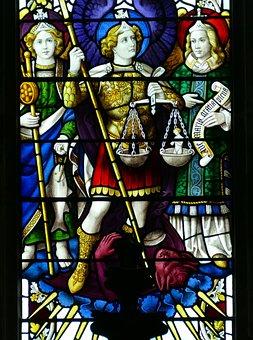 Church, Window, Church Window, Stained Glass, Image