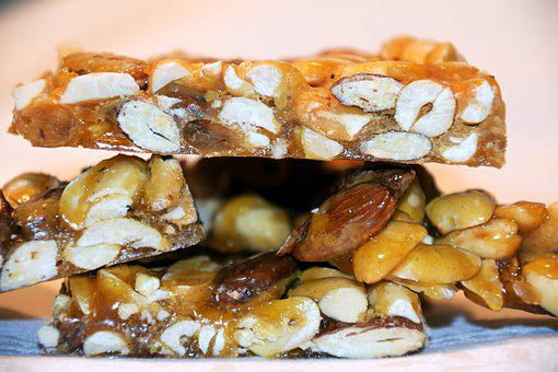 Confectionery, Almonds, Nuts, Delicious, Food