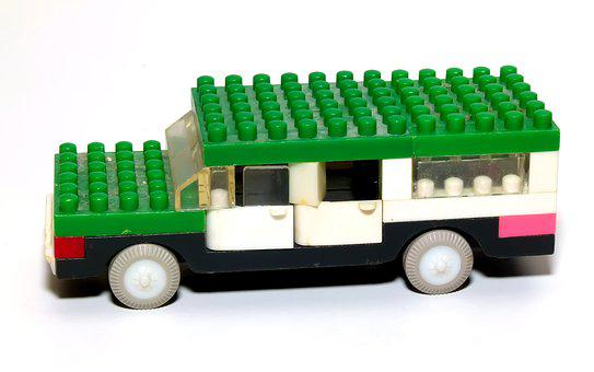 Car, Constructor, Kids, Toy