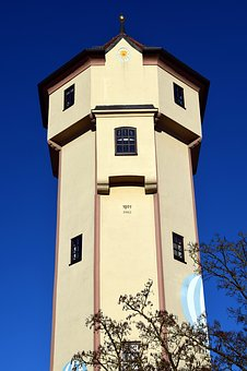 Tower, Museum, Balloon Museum, Gersthofen